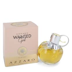 Azzaro Wanted Girl Eau De Parfum Spray By Azzaro