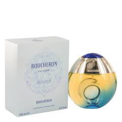 Boucheron Eau Legere Eau De Toilette Spray (Blue Bottle, Bergamote, Genet, Narcisse, Musc) By Boucheron