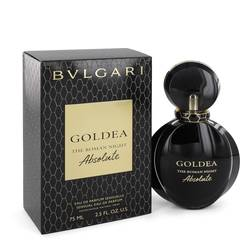 Bvlgari Goldea The Roman Night Absolute Eau De Parfum Spray By Bvlgari
