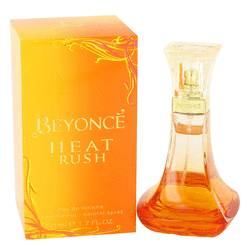 Beyonce Heat Rush Eau De Toilette Spray By Beyonce