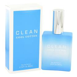 Clean Cool Cotton Eau De Parfum Spray By Clean