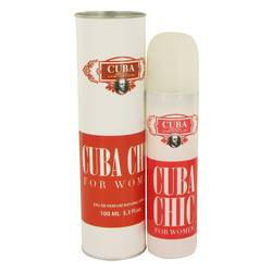 Cuba Chic Eau De Parfum Spray By Fragluxe