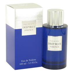 Deep Blue Essence Eau De Toilette Spray By Weil