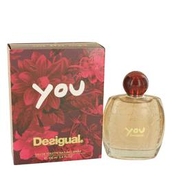 Desigual You Eau De Toilette Spray By Desigual