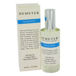 Demeter Spring Break Cologne Spray By Demeter