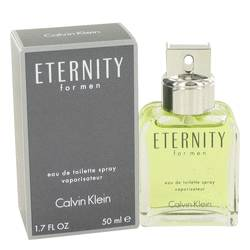 Eternity Eau De Toilette Spray By Calvin Klein