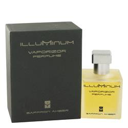 Illuminum Saffron Amber Eau De Parfum Spray By Illuminum