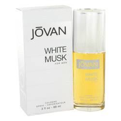 Jovan White Musk Eau De Cologne Spray By Jovan