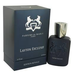 Layton Exclusif Eau De Parfum Spray By Parfums De Marly