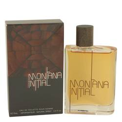 Montana Initial Eau De Toilette Spray By Montana