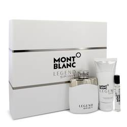 Montblanc Legend Spirit Gift Set By Mont Blanc