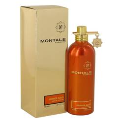 Montale Orange Aoud Eau De Parfum Spray (Unisex) By Montale