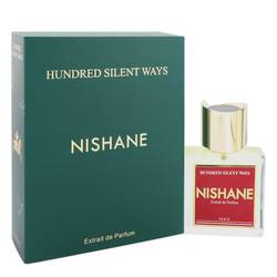 Hundred Silent Ways Extrait De Parfum Spray (Unisex) By Nishane