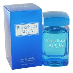 Perry Ellis Aqua Eau De Toilette Spray By Perry Ellis