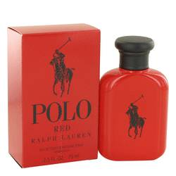 Polo Red Eau De Toilette Spray By Ralph Lauren