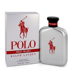 Polo Red Rush Eau De Toilette Spray By Ralph Lauren