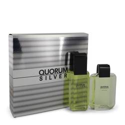 Quorum Silver Gift Set By Puig