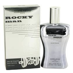 Rocky Man Irridium Eau De Toilette Spray By Jeanne Arthes