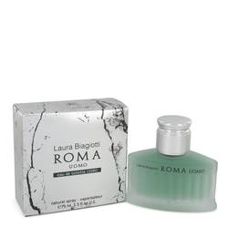 Roma Uomo Cedro Eau De Toilette Spray By Laura Biagiotti