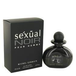 Sexual Noir Eau De Toilette Spray By Michel Germain