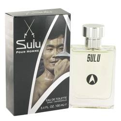 Star Trek Sulu Eau De Toilette Spray By Star Trek