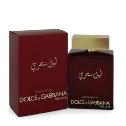 The One Mysterious Night Eau De Parfum Spray By Dolce & Gabbana