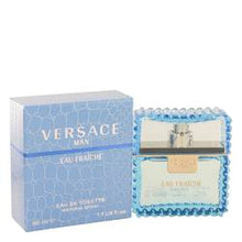 Load image into Gallery viewer, Versace Man Eau Fraiche Eau De Toilette Spray (Blue) By Versace
