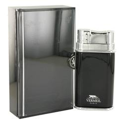 Vermeil Black Eau De Toilette Spray By Vermeil