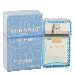 Versace Man Eau Fraiche Eau De Toilette Spray (Blue) By Versace