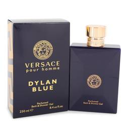 Versace Pour Homme Dylan Blue Shower Gel By Versace