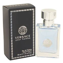 Load image into Gallery viewer, Versace Pour Homme Eau De Toilette Spray By Versace