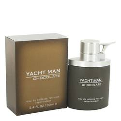 Yacht Man Chocolate Eau De Toilette Spray By Myrurgia