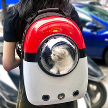 Load image into Gallery viewer, High Quality Window carrying breathable travel bag | for small cat dog