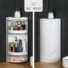 Load image into Gallery viewer, Storage box for bathroom Rotatable, multifunctional simple style storage box