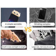 Load image into Gallery viewer, Wonderlife Mini 2 In 1 Mini Power Bank | Cute Cat Portable Powerbank With LED