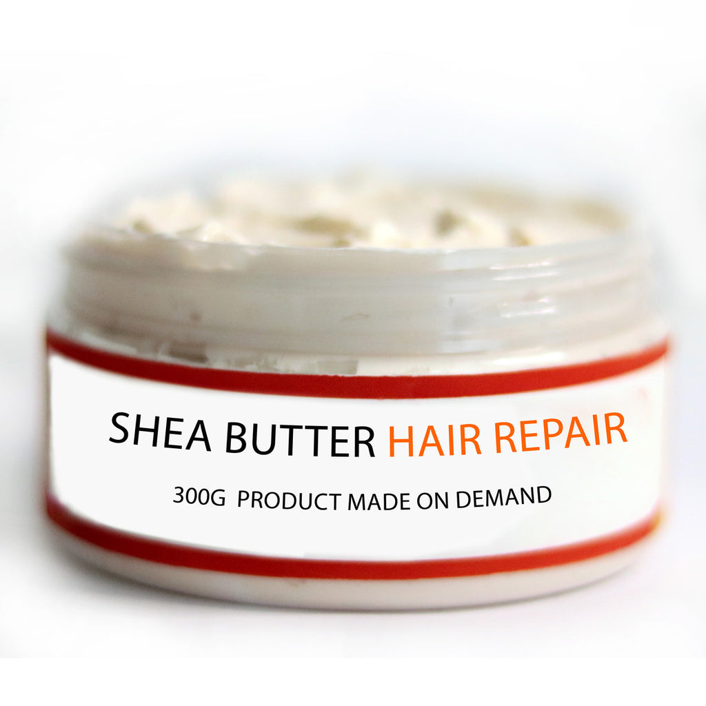 Shea Butter - LEAVE-IN CONDITIONING/ Hair Repair Cream 300g