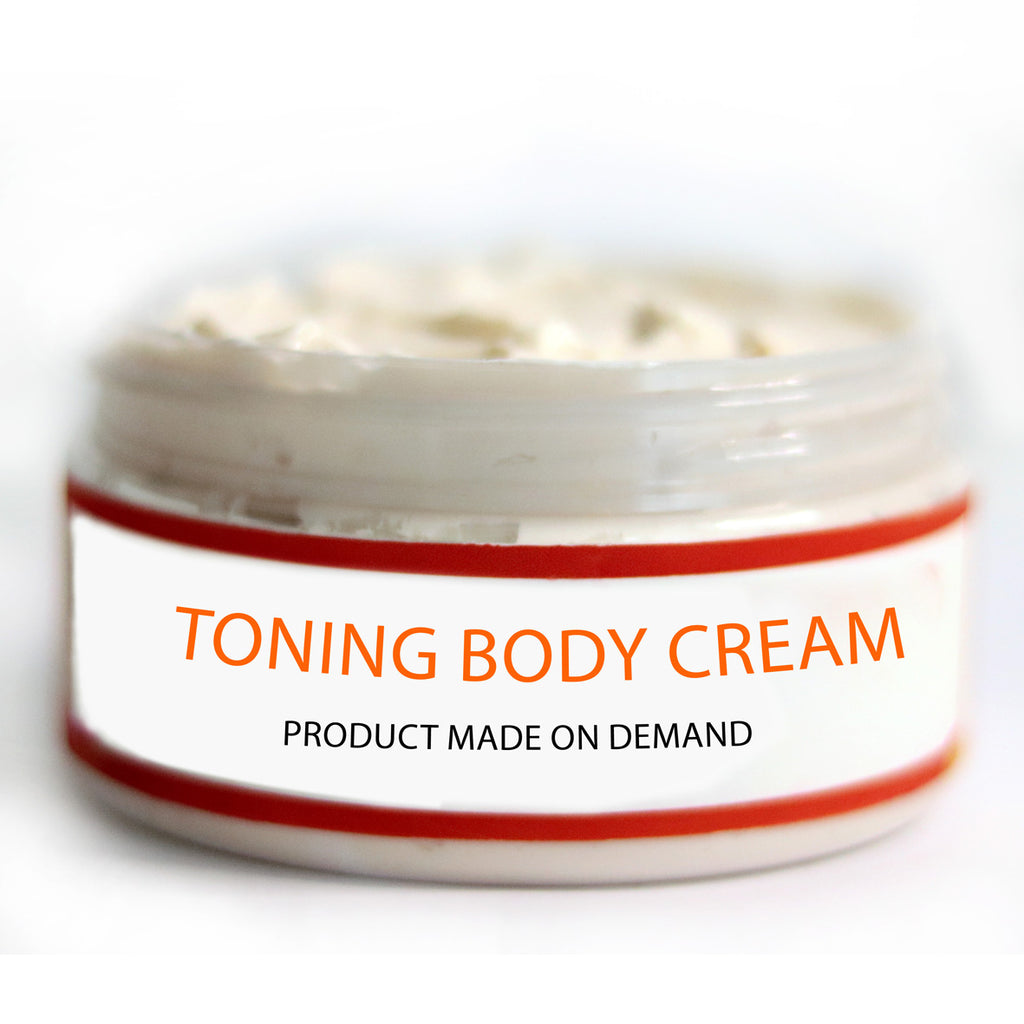 TONING BODY CREAM