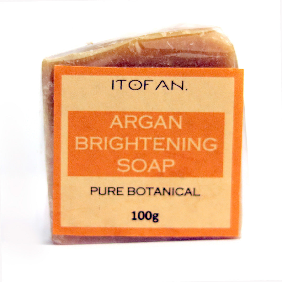 BRIGHTENING ARGAN SOAP