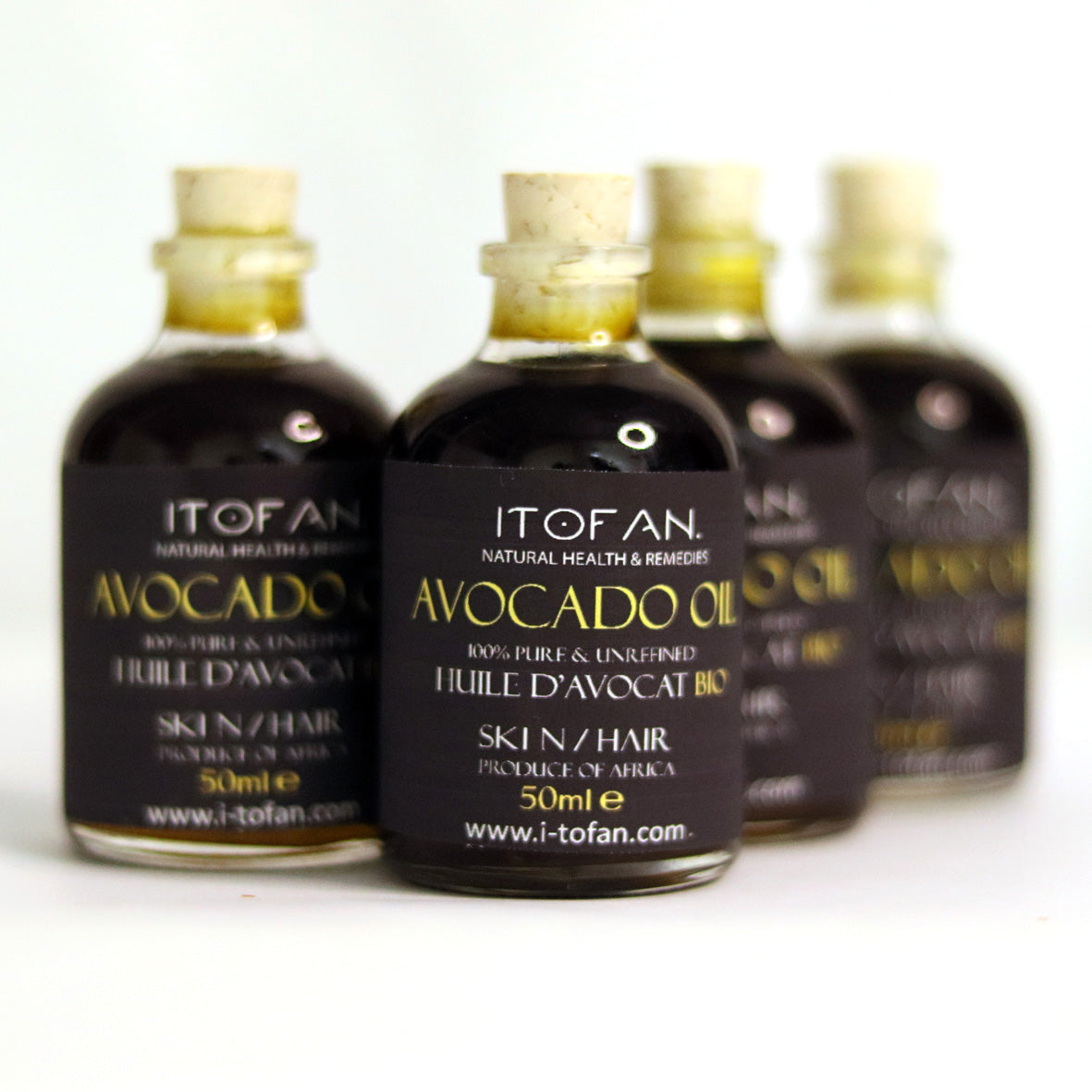 100% Virgin Pure Avocado Oil