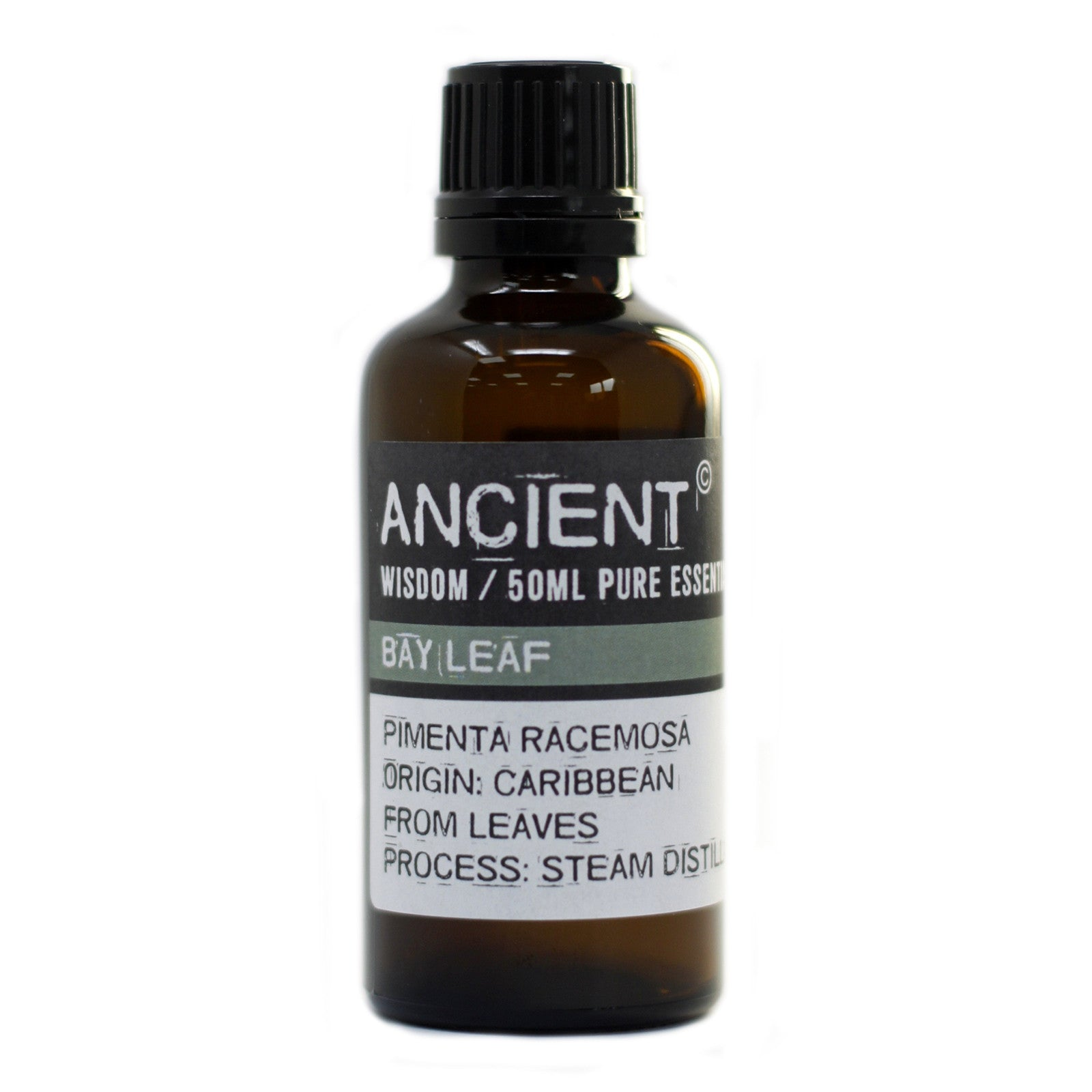 Bay Leaf Organic Essential Oil