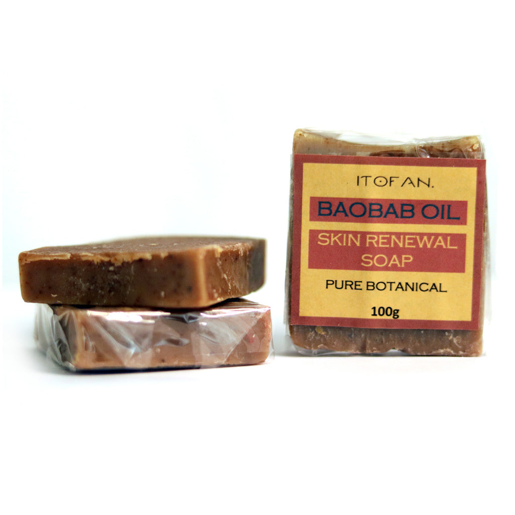 Original Baobab - Skin Renewal Soap