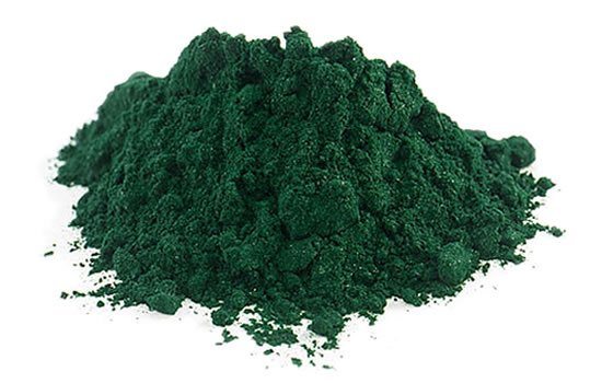 Blue-Green Algae Powder - 100% Natural - Organic