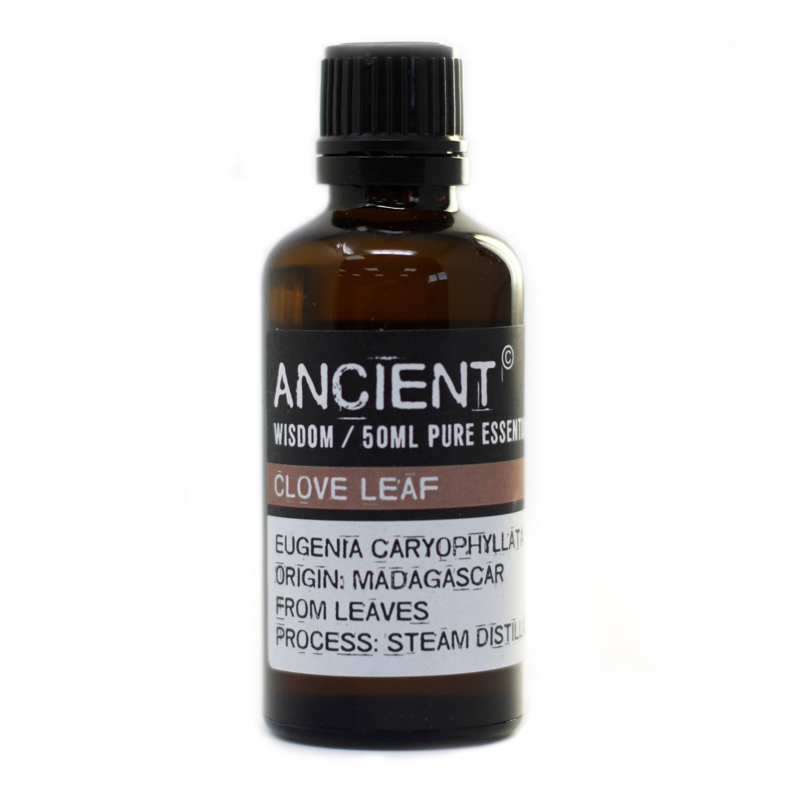 Clove Leaf Organic Essential Oil