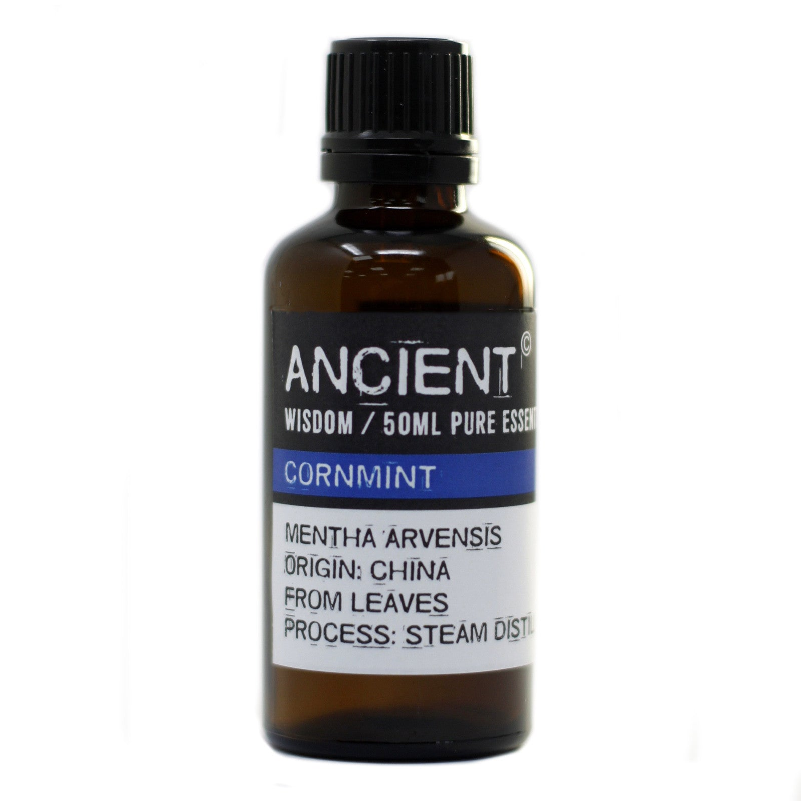 Cornmint Organic Essential Oil