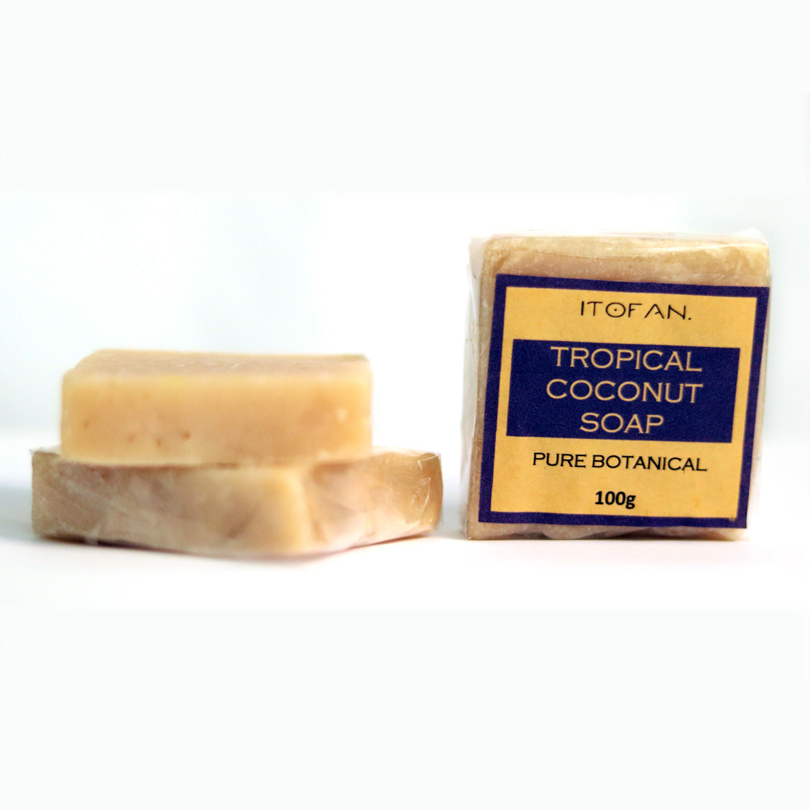 Tropical Coconut Soap Bar