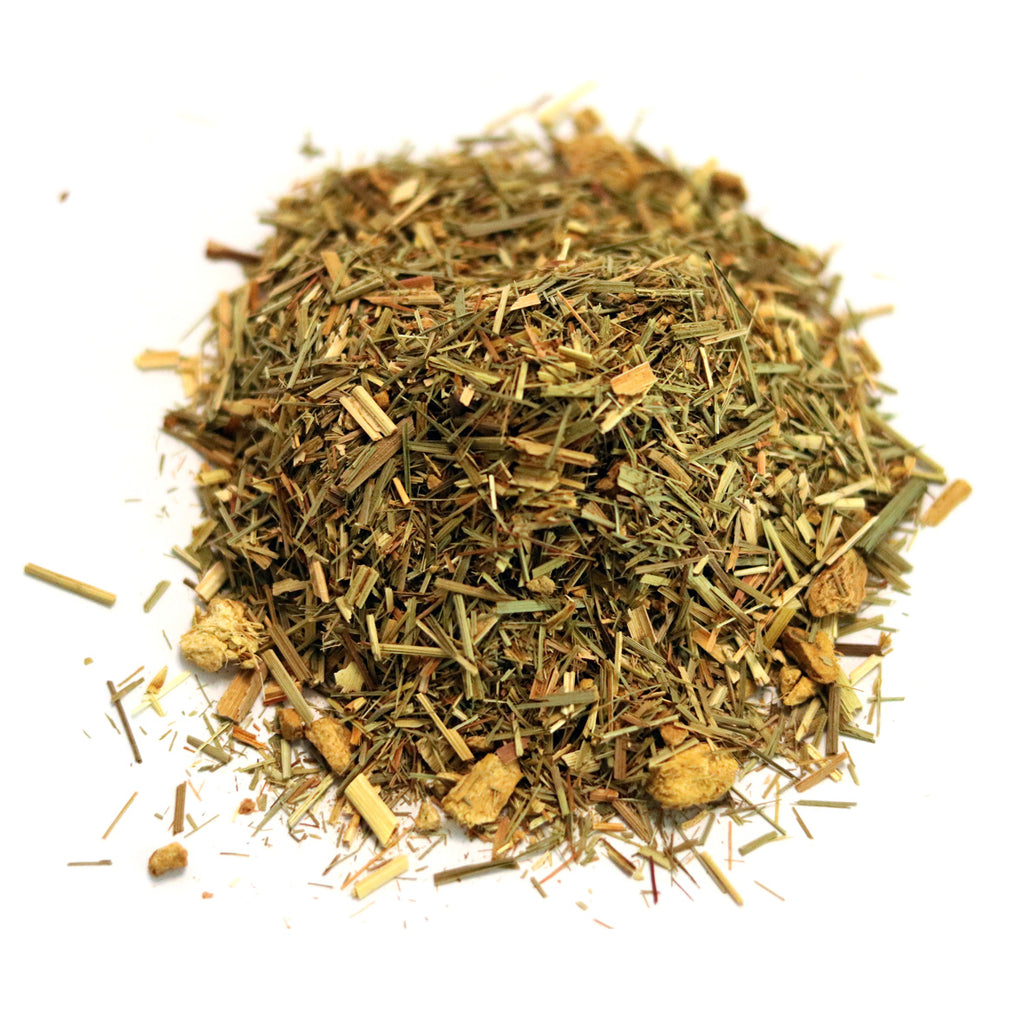 Lemongrass & Ginger - Traditional herbal blend - 100% Organic - Cold/Flu/Weight loss