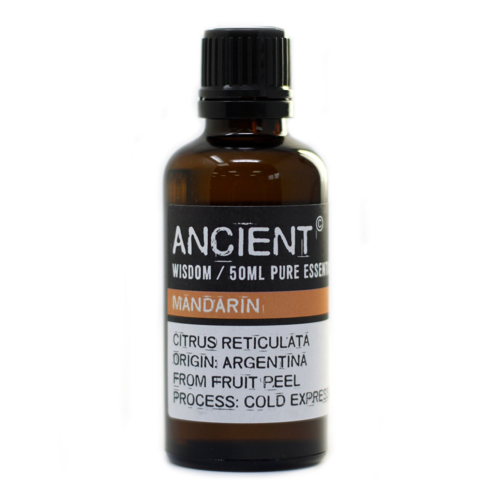 Mandarin Organic Essential Oil