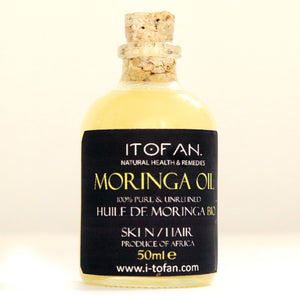 100% Pure Moringa Oil