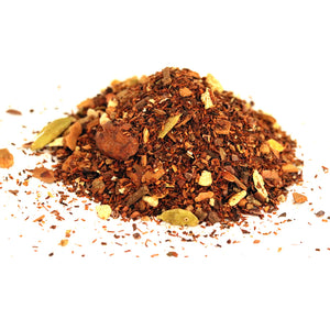 Rooibos, Cocoa & Chai - Traditional Herbal Blend - 100% Organic - Smooth/Calming/Sleep Aid