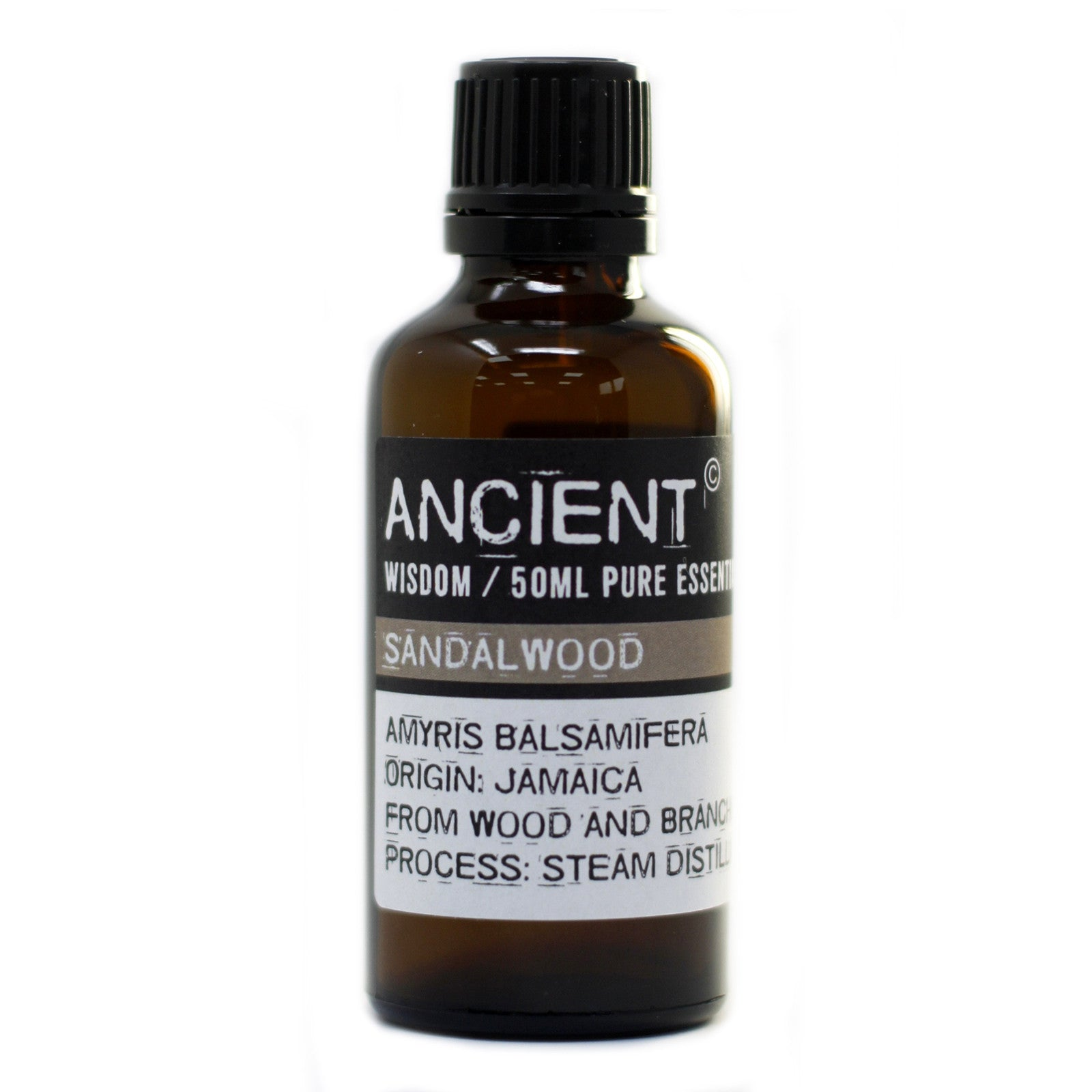 Sandalwood Amyris Organic Essential Oil